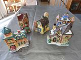 G- (5) Christmas Village
