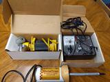 B- (2) Starters and (1) Charger for Model Helicopters