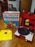 B- Kenner's Close'n Play