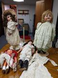 B- (4) Dolls
