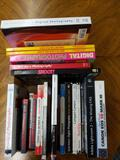 B- Lot of Photography Books