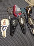 B- Tennis Rackets
