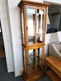 LR- Curio Cabinet