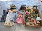 LR- Collectables and Doll Dresses