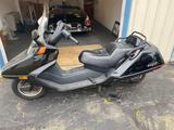 2001 Honda Helix Motorcycle