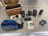 LR- Minolta XG7 Camera
