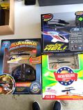 G- (3) Mini Model RC Helicopters