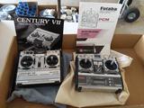 G- (2) Century VII FM System and Futaba PCM