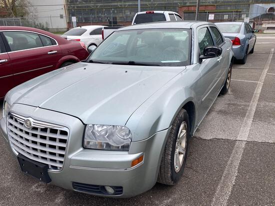 2006 Silver Chrysler 300