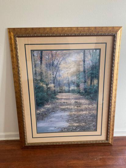 LR- Landscape/Cottage Print