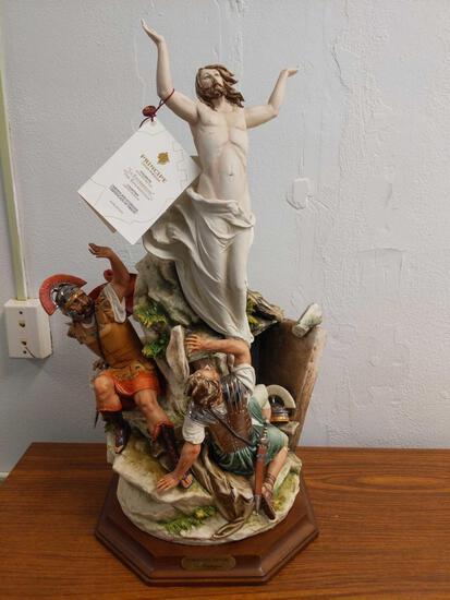 "R1C- Porcellane Principe ""The Resurrection"" by Cortese"
