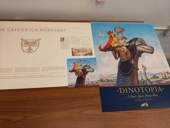 "RC1- ""Dinotopia"" Poster"