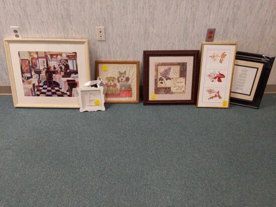R1- Lot of (6) Prints