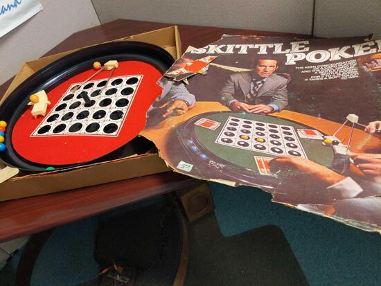 R1- Skittle Poker Games