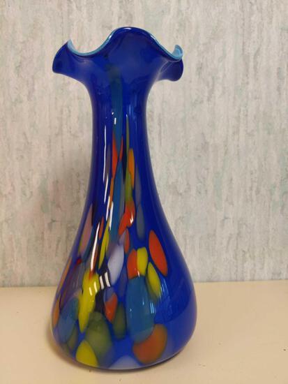 R1- Art Glass Vase