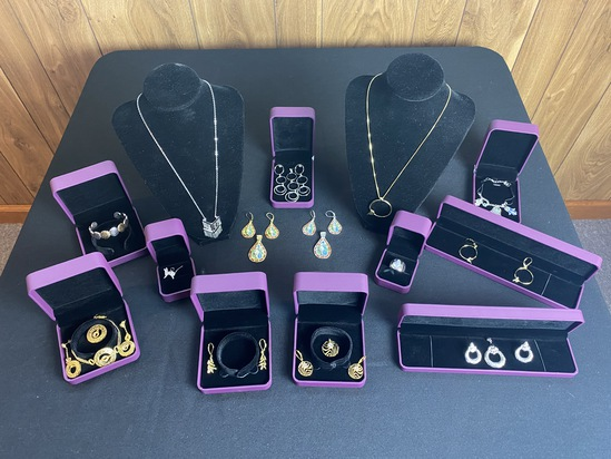 Jewelry Store Liquidation #4 Final Online Auction