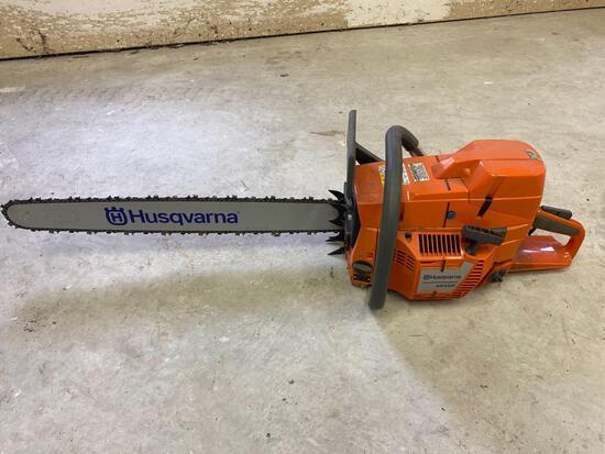 O-Husqvarna Chain Saw