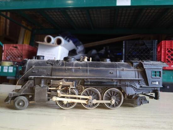 S- Lionel 027 Engine