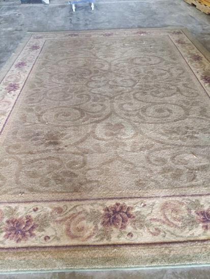 S- Area Rug