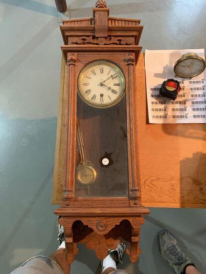 B- Waterbury Wall Clock