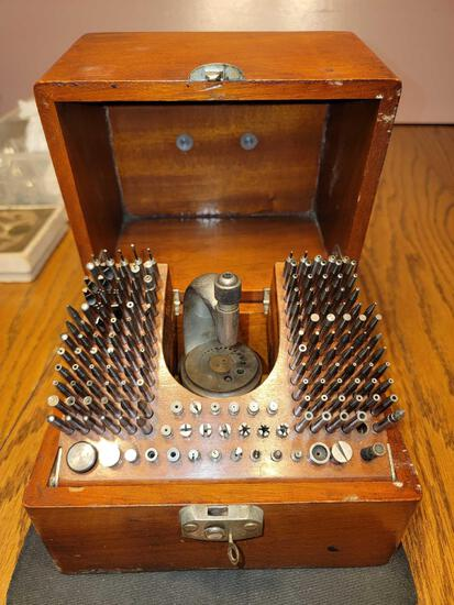 FR- Inverto Staking Tool No. 1017 Watch Maker Set