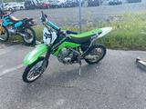 2015 Green Kawasaki KLX140 Motorcycle