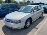 2004 Silver Chevrolet Impala