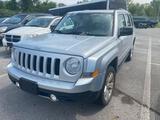 2012 Silver Jeep Patriot