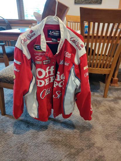 G2- NASCAR Official Tony Stewart Racing Jacket