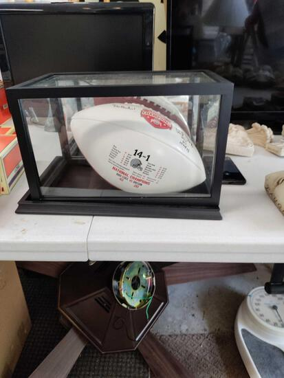 G2- Ohio State 2014 National Championship Archie Griffin Autographed Football