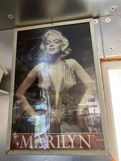 G- Marilyn Monroe Poster