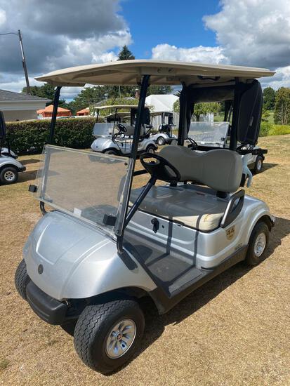 M- 2015 Yamaha Gas Golf Cart