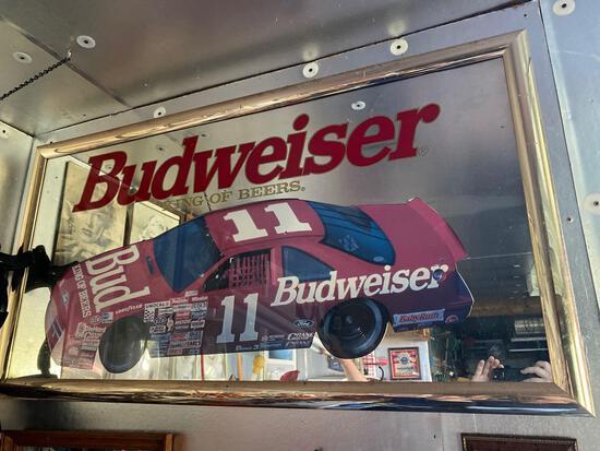 G- Budweiser Mirror
