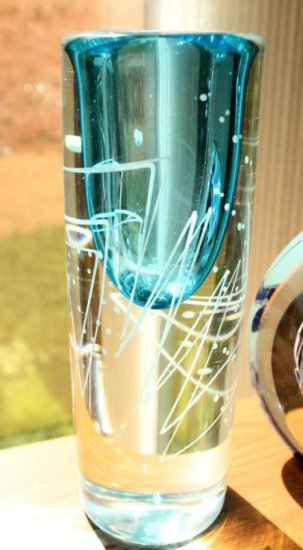 Sudduth Glass Vase