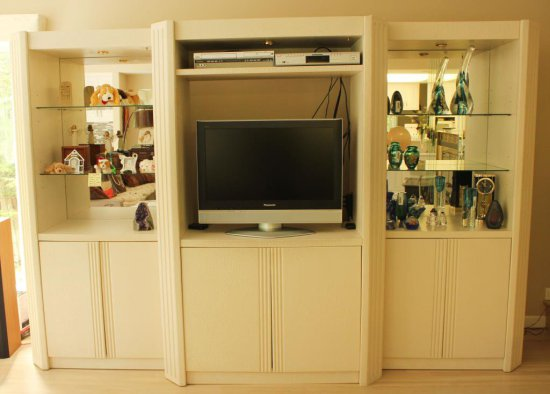 Large Phase Furniture Entertainment Center