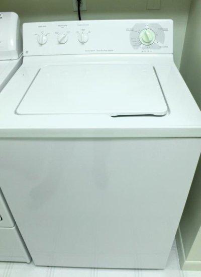 GE 8 Cycle 2 Speed Heavy Duty Washing Machine