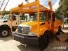 Terex/HiRanger 5TC-55, Bucket Truck rear mounted on 2012 International 4300 Utility Truck