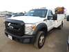 2011 Ford F550 4x4 Mechanics Service Truck
