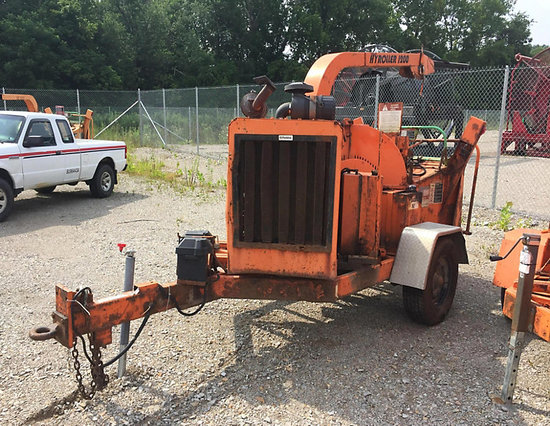 Smock, PA) 2005 Wood Chuck Hyroller 1200 Chipper (12