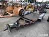 2013 MMDI Inc. ME510RCMPH T/A Tagalong Equipment Trailer
