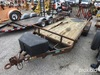 1998 Foster CL64-167 7,000# T/A Tagalong Trailer