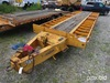 2007 Winston 20 Ton T/A Tagalong Trailer missing decking