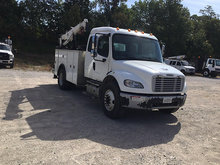 2013 Freightliner M2 Extended-Cab Mechanics