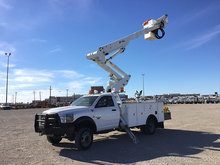 Duralift DPM40MH, Articulating & Telescopic