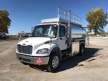 2004 Freightliner M2 106 Fuel Truck Runs, Drives
