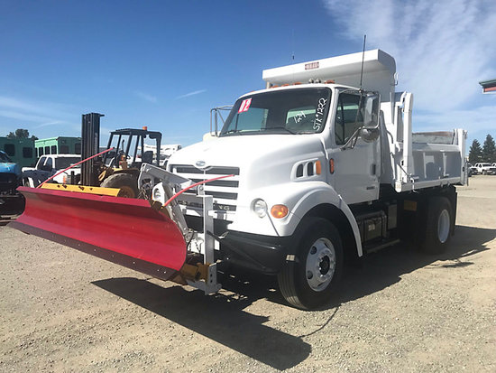 (Dixon, CA) 2002 Sterling L7500 Dump Truck runs and drives