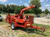 "2016 Morbark Beever M12R Chipper (12"" Drum), trailer mtd No Title) (Runs and operates per video."