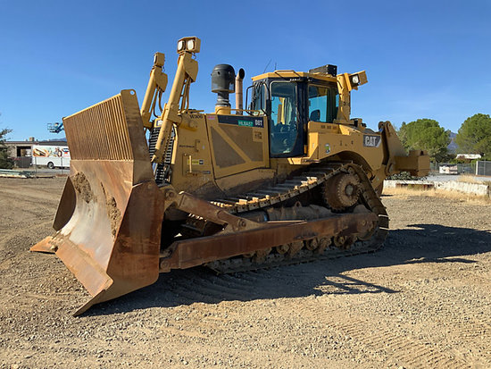 2008 Caterpillar D8T Crawler Tractor, Just put $16K in transmission Youtube Video: https://youtu.be/