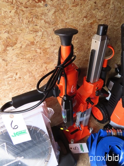 Mustang Core Drill, electric (New/Unused)