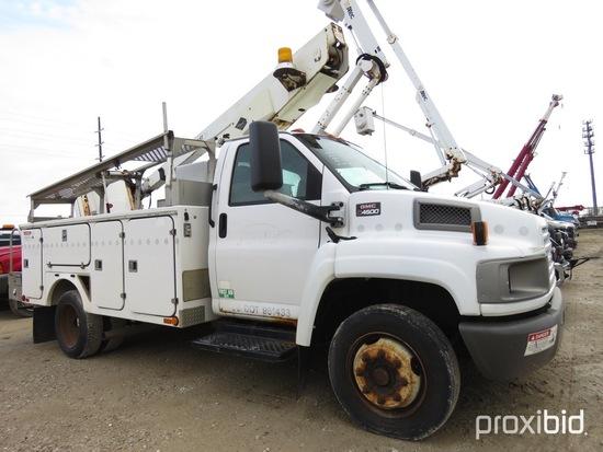 Versalift TEL29, 34 ft, Telescopic Non-Insulated Bucket Truck s/n AG030149,